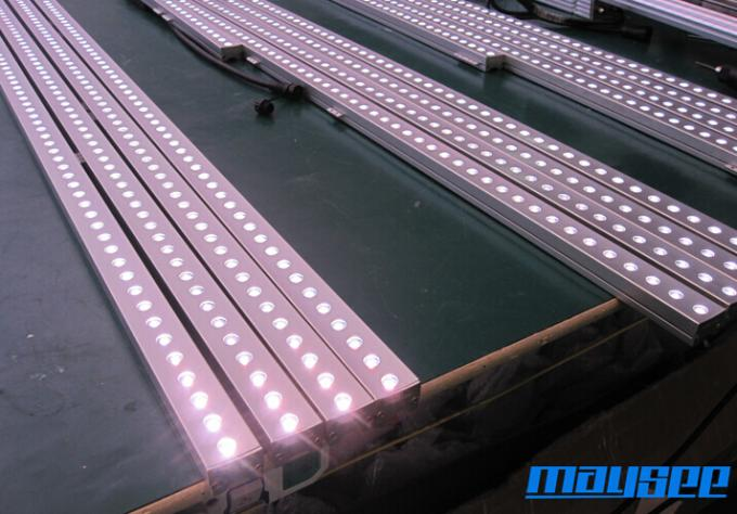 Multi - Color Outdoor SMD LED Linear Lighting Wall Washer IP67 18W