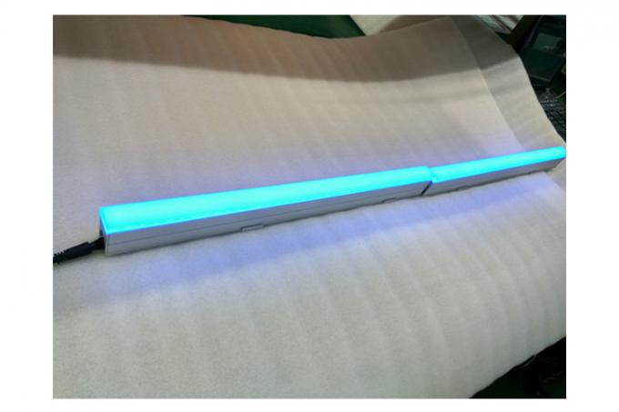 RGB color changing LED linear Wall Washer light with acrylic diffuser