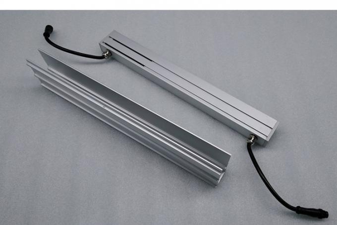Inground LED Linear Light With Aluminum Mounting Profile outdoor waterproof IP67