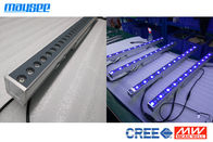 China 110V / 220V Led Wall Wash Lighting Fixtures 36w Led Wall Washer With DMX Contorl company