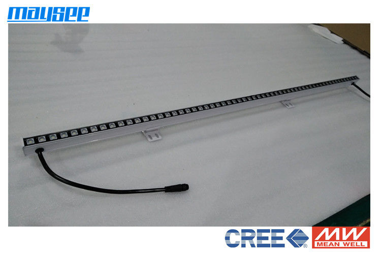3 Watt Epistar RGB Linear LED Wall Washer , LED Linear Lighting Strips