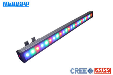 IP65 RGB Multicolor LED Wall Washer Lights With 1 Meter 36pcs Cree Leds