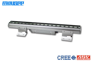 48W RGBW Outdoor LED Wall Washing Lights with IP65 and DMX control for architecture