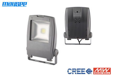 China 120° Beam Angle 52W LED Outside Flood Lights RGB With COB LED Chip factory