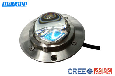 54W COB Epistar Chip LED Swimming Pool Lights With 120° Wider Beam Angle