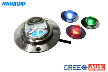 54W COB Waterproof Submersible LED Pond Lights Underwater with 120° Wide Beam - Angle