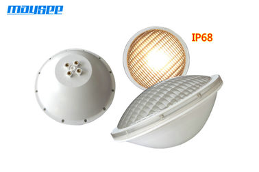 Decorative Color Changing RGB LED PAR Lights 20W With ABS Lamp Body