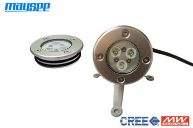 China Anti - Corrosion Embedded LED Lights For Swimming Pool Approved ROHS factory