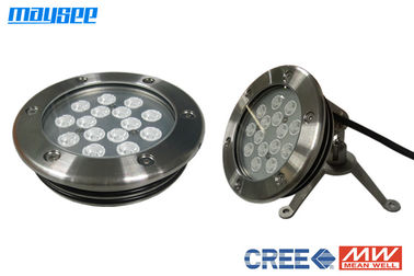 45w Pool Lights Underwater Led Fountain Lights Low Power Consumption